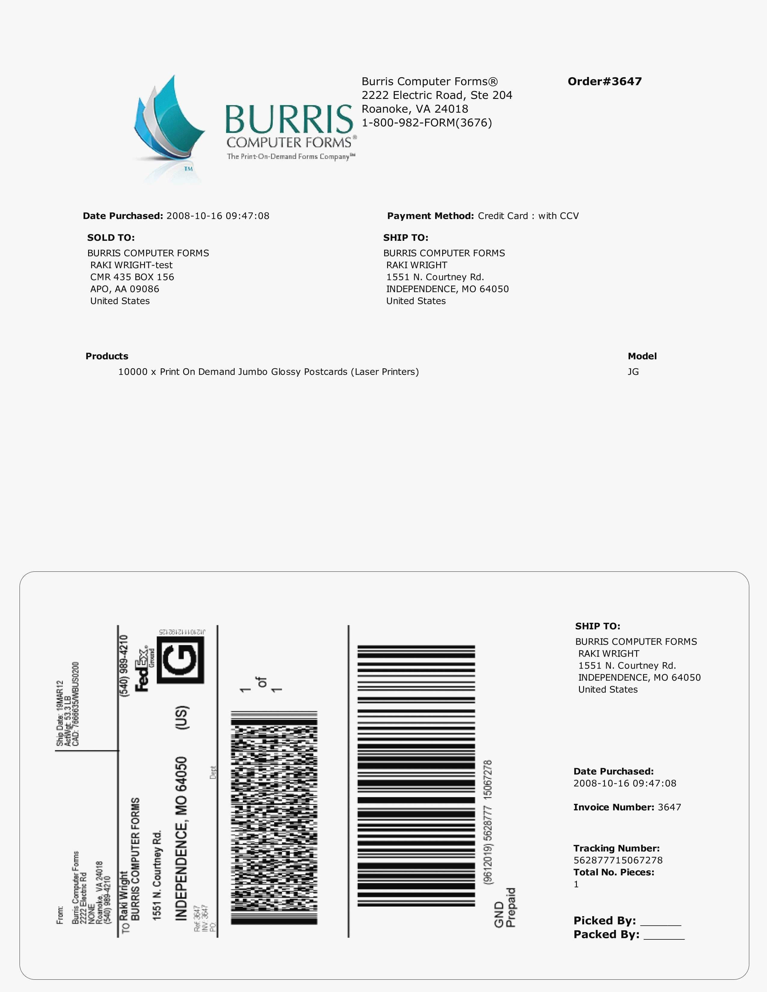 New Fedex Print Shipping Label - Acilmalumat - Free Printable Shipping Labels