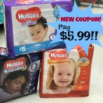 New Huggies Coupon | Diapers As Low As $5.99 With Kroger Mega Event   Free Printable Coupons For Baby Diapers