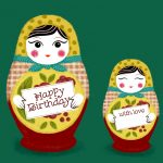 New Of Russian Birthday Cards Card Frais Free Printable   Free Printable Russian Birthday Cards