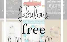 Over 75 Fabulous Free Fall Printables – Printable Art, Gift Tags – Free Printable Pumpkin Gift Tags