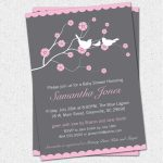 Photo : Printable Baby Shower Invitations Etsy Image   Free Printable Hello Kitty Baby Shower Invitations