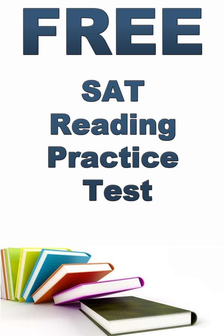 Pinwedoevents On Education | Reading Practice, Sat Reading, Free - Free Isee Practice Test Printable