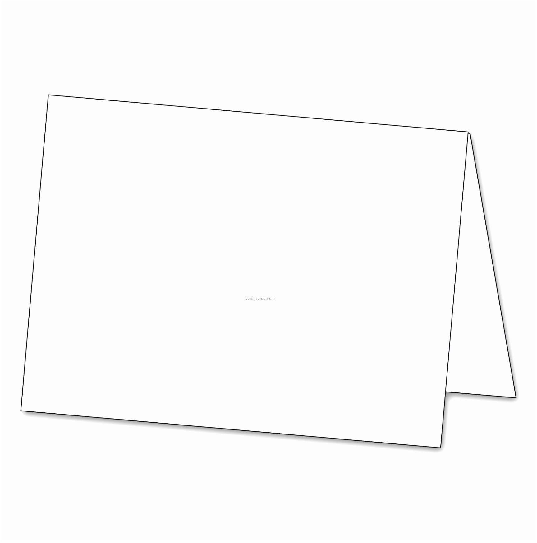 Portrait Tent Card Template – Dlhouse - Free Printable Tent Cards Templates