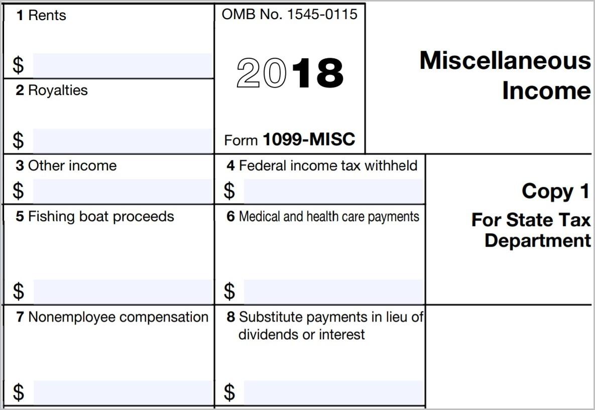 Printable 1099 Form 2018 Form : Resume Examples - Free 1099 Form 2013 Printable