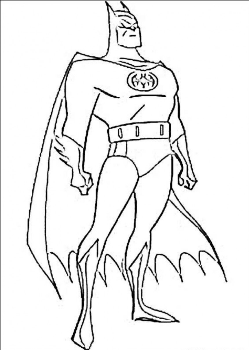 Printable Batman Coloring Pages Free Printable Batman Coloring Pages - Free Printable Batman Pictures