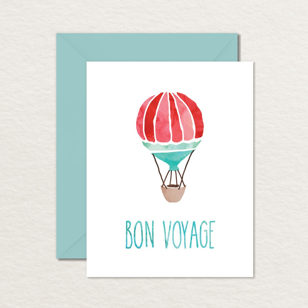 Printable Bon Voyage Cards - Kaza.psstech.co - Free Printable Farewell Card For Coworker
