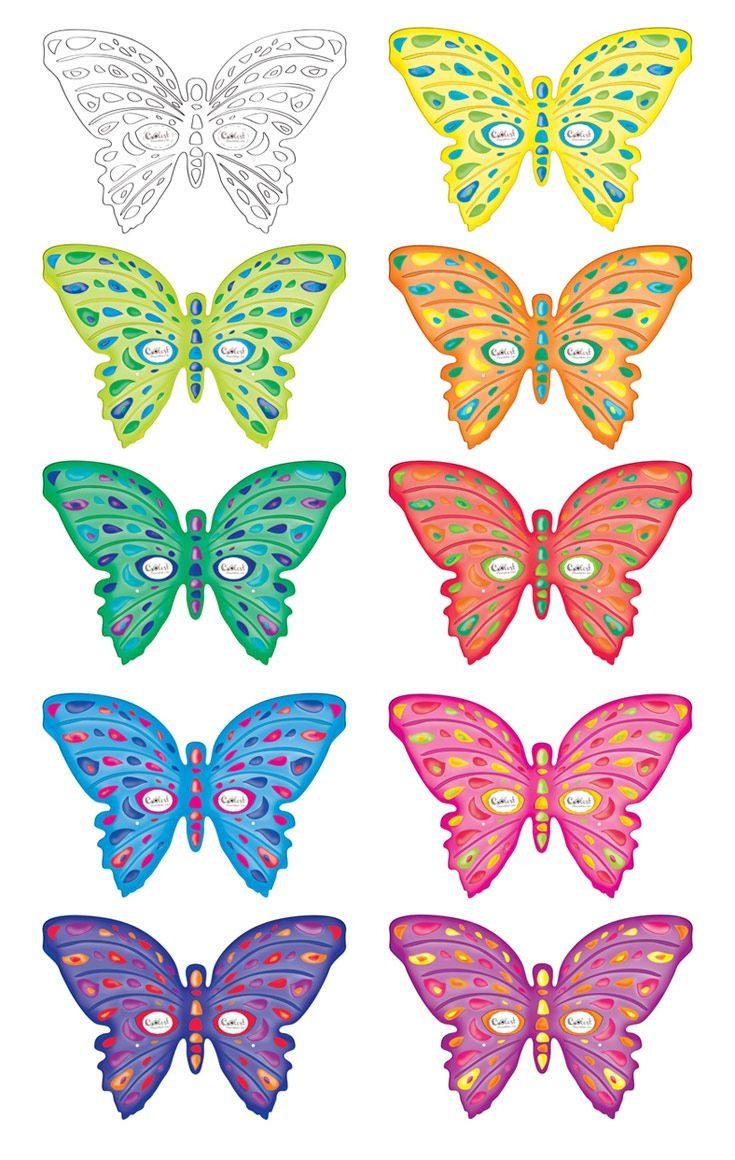Printable Butterfly Masks - Coolest Free Printables   Saving In 2019 - Free Printable Butterfly Pictures