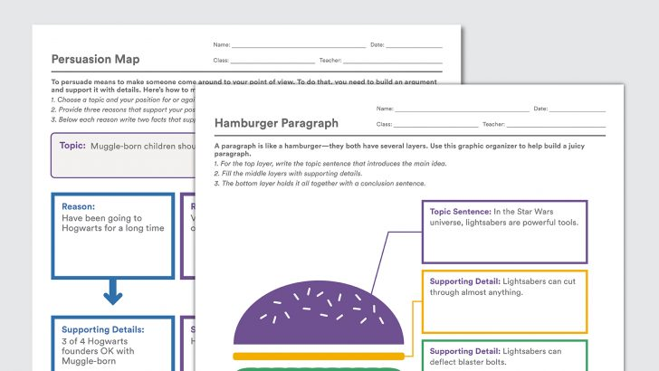 Free Printable Graphic Organizers