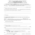 Printable Home Purchase Agreement | Free Printable Purchase - Free Printable Purchase Agreement Template