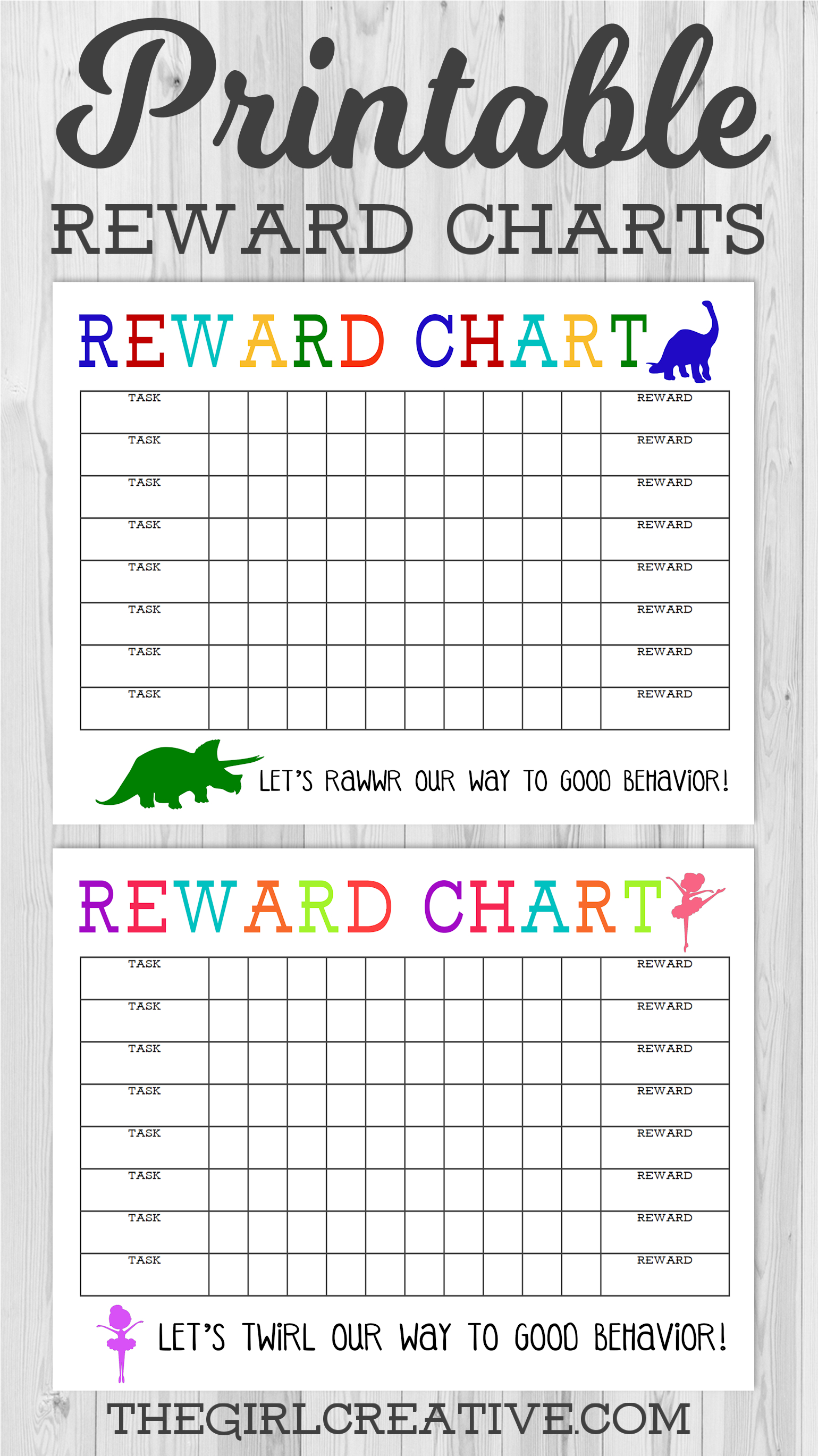 Printable Reward Chart | Share Today's Craft And Diy Ideas | Reward - Free Printable Incentive Charts For Students