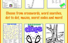 Printable Spring Puzzles For Kids | Squigly's Playhouse – Free Printable Puzzles For Kids