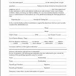 Printable Temporary Guardianship Forms   Form : Resume Examples   Free Printable Temporary Guardianship Form