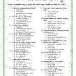 Printable+Christmas+Song+Trivia   Christmas   Christmas Trivia – Christmas Song Lyrics Game Free Printable