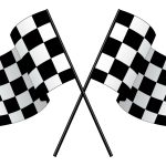 Racing Flags Clip Art   Findyourduck | Cricut In 2019 | Checkered   Free Printable Checkered Flag Banner