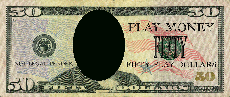 Realistic Play Money Templates | Free Printable Play Money Templates - Free Printable Money For Kids