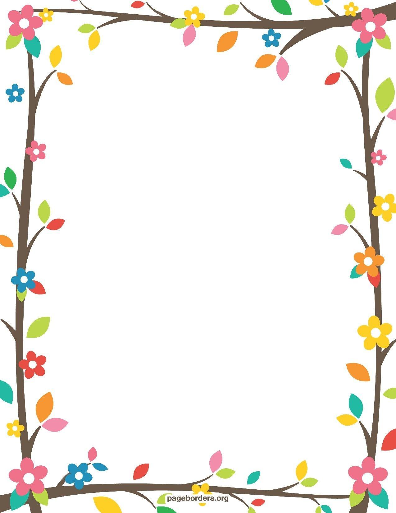 Resultado De Imagen Para Free Printable Border Designs For Paper - Free Printable Borders And Frames