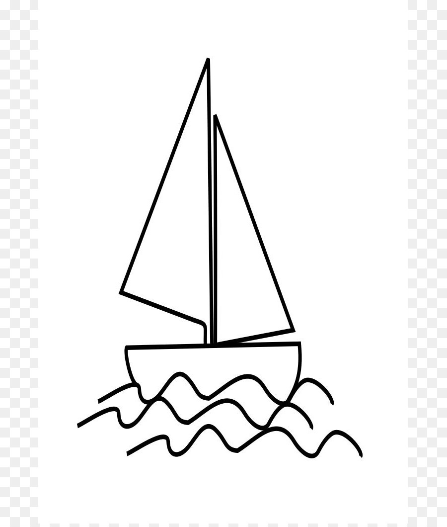 Sailboat Drawing Child Clip Art - Flower Templates Printable Png - Free Printable Sailboat Template