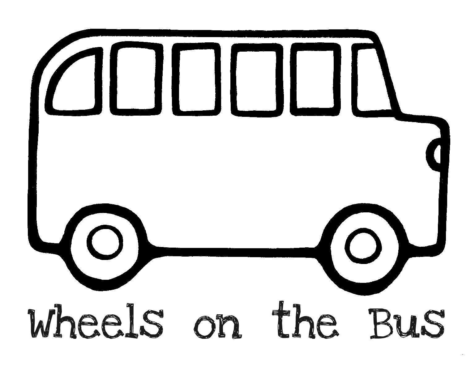 School Bus Templates - Kaza.psstech.co - Free Printable School Bus Template