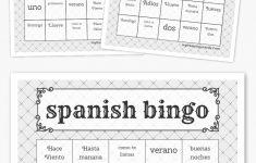 Spanish Bingo | Paises Latinos | Free Printable Bingo Cards, Bingo – Free Printable Spanish Bingo Cards