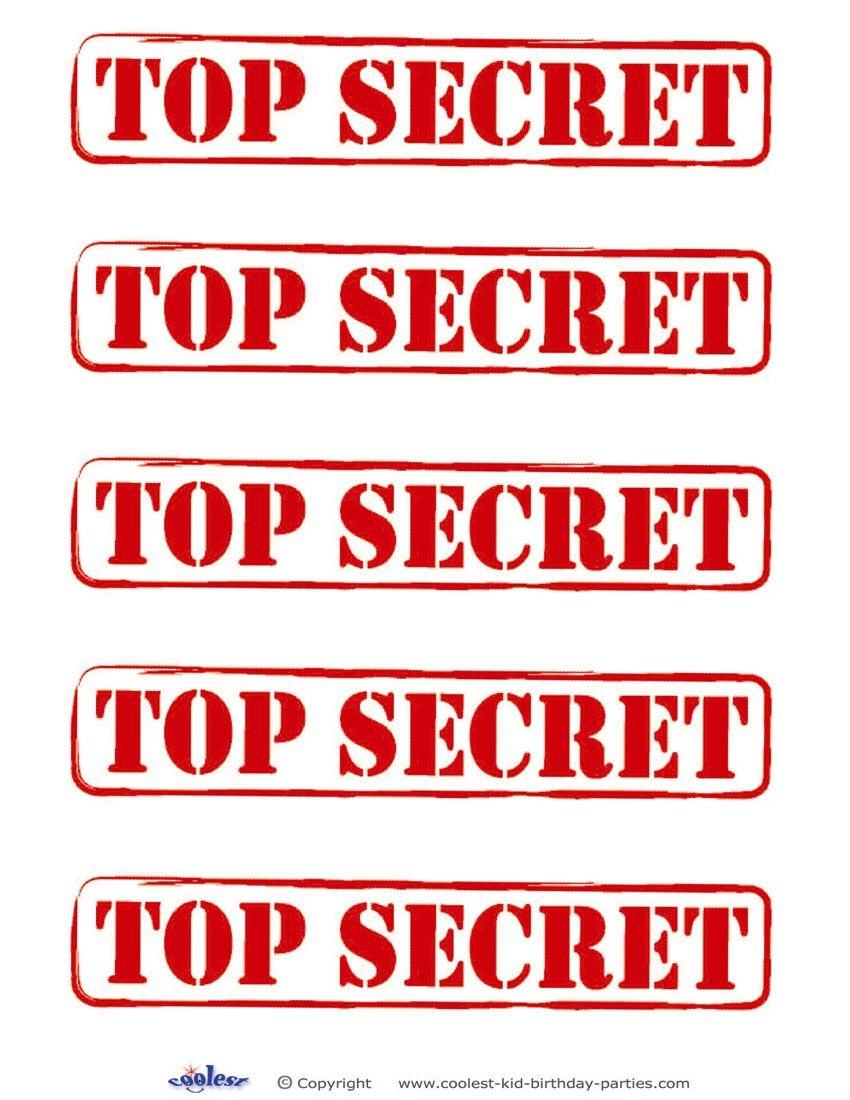 Surprise Bottle   Event Invitationinabottle   Detective Party - Scan To Enter Sign Printable Free
