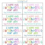 The Best Random Acts Of Kindness Printable Cards Free   Girl Scouts   Free Printable Kindness Cards