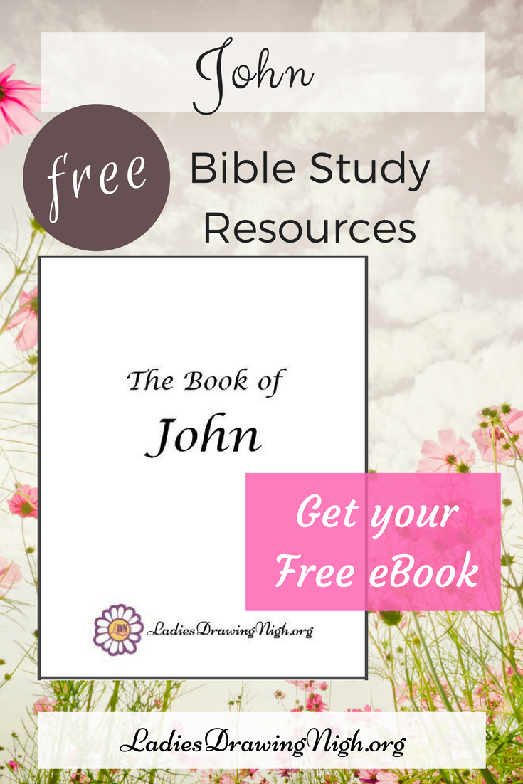 The Book Of John — Intro And Resources | Bible Study | Bible Study - Free Printable Bible Study Lessons Genesis