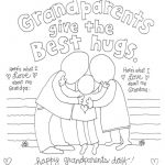 The Cutest Grandparents Day Coloring Pages | Skip To My Lou   Free Printable Fathers Day Coloring Pages For Grandpa