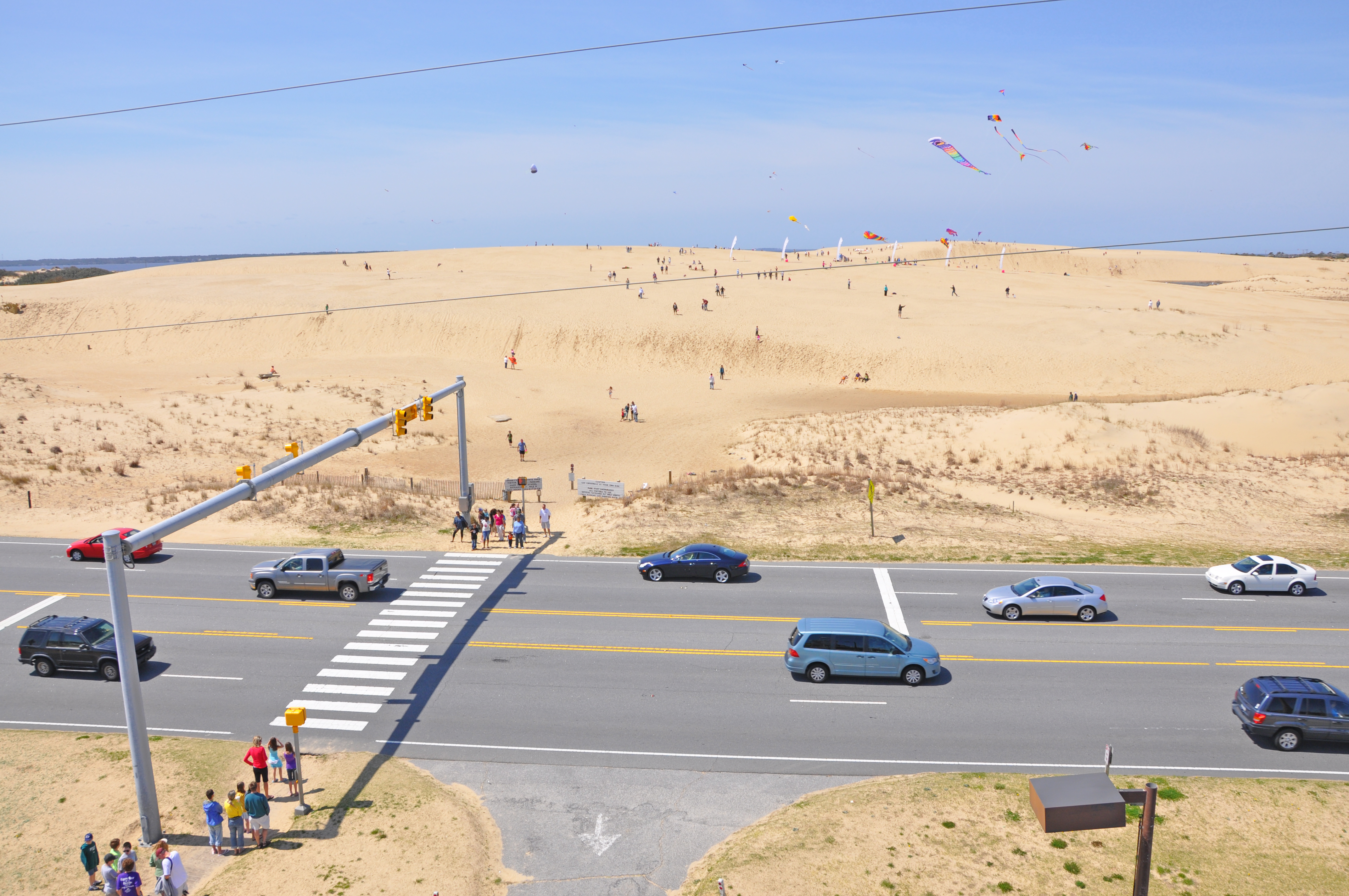 The Outer Banks Driving Directions   Maps, Transportation - Free Printable Driving Directions