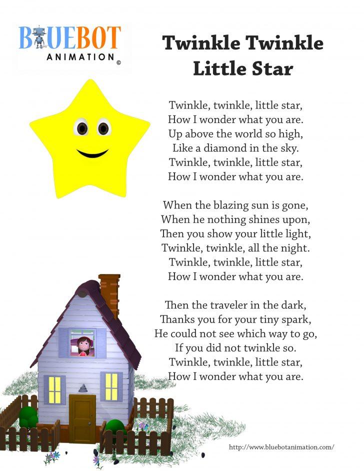 Free Printable Nursery Rhymes Songs