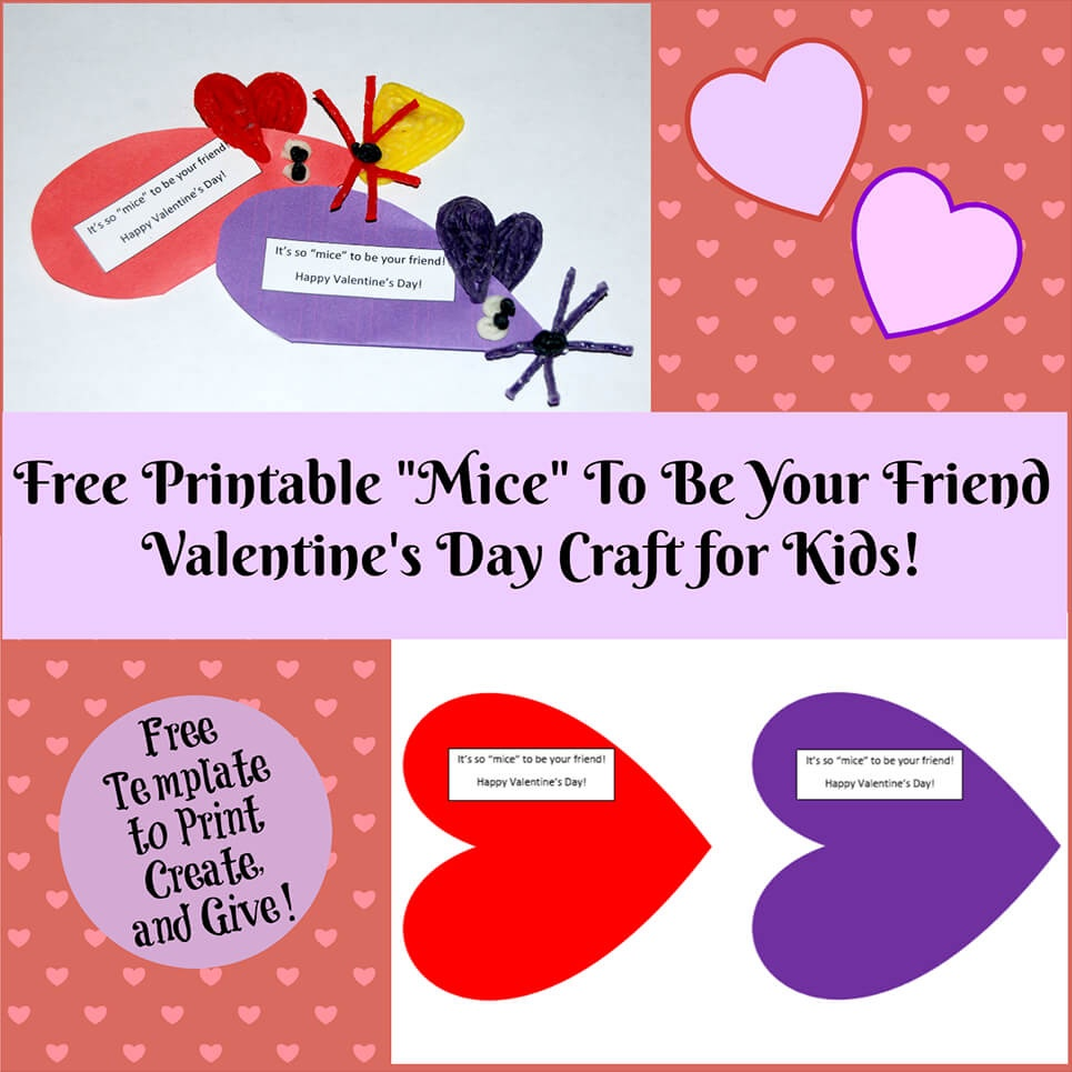 Valentine's Day Crafts For Kids | Wikki Stix - Free Printable Valentines Day Cards For Parents