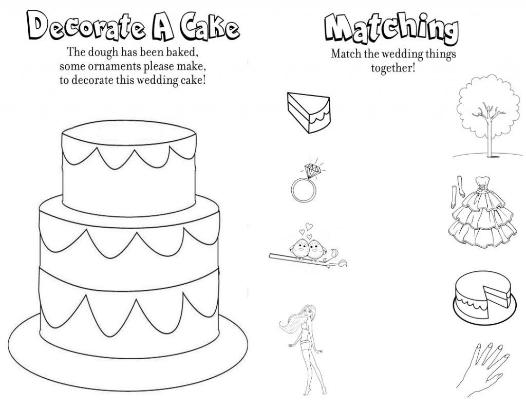 Wedding Coloring Pages   Adult Coloring   Wedding Coloring Pages - Wedding Coloring Book Free Printable