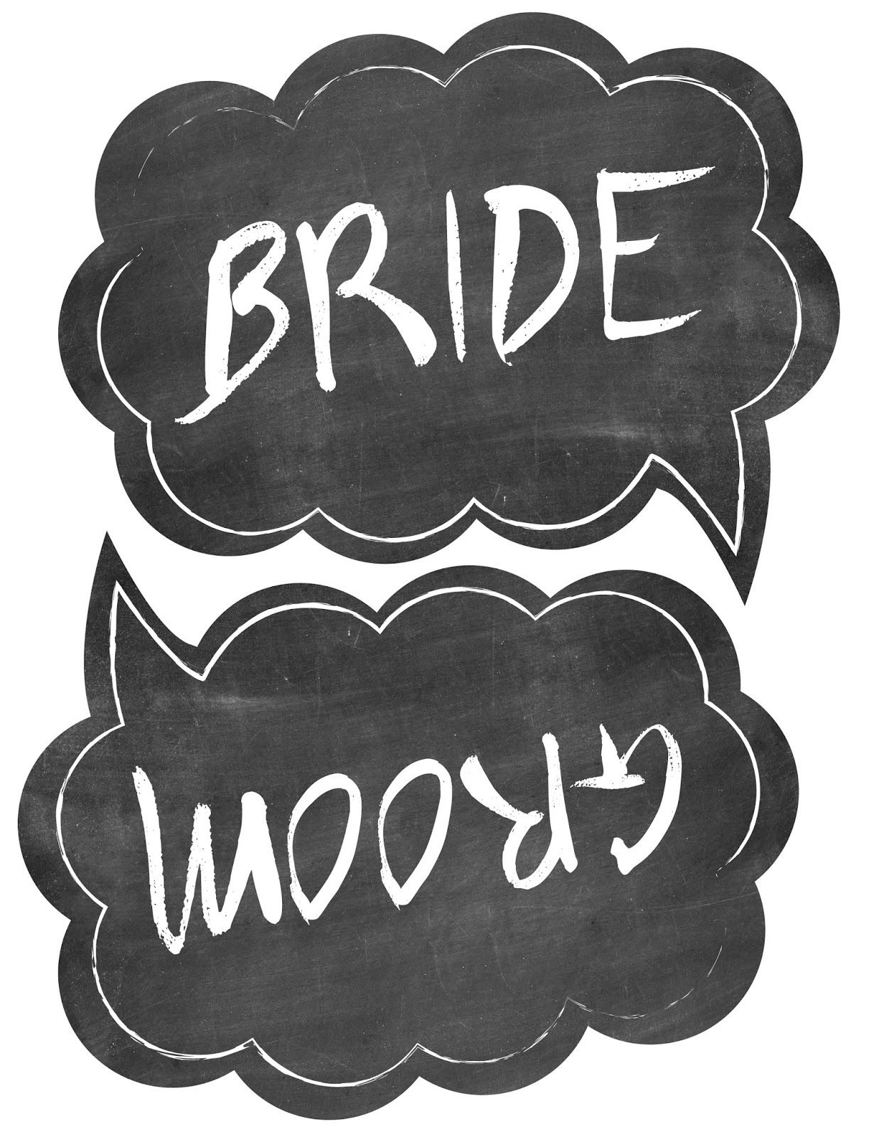 Wedding Photo Booth Props Free Printable Templates | Wedding Photo - Free Printable Wedding Photo Booth Props