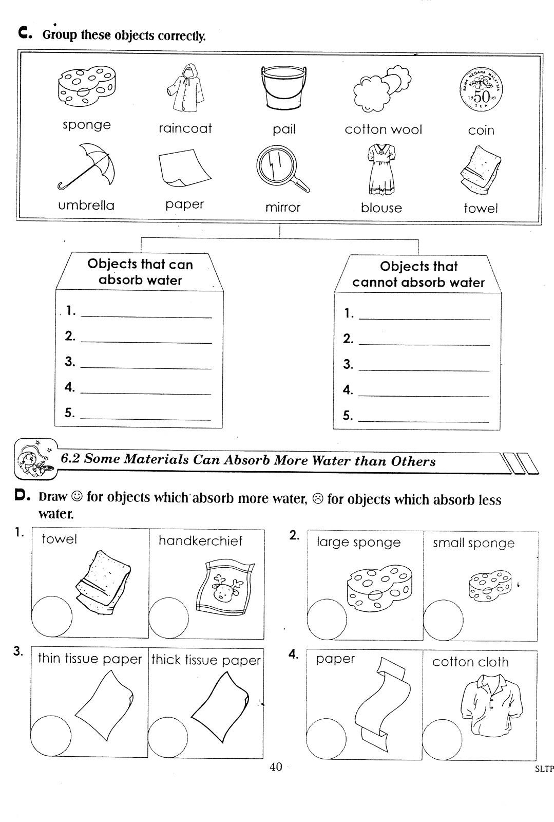 Worksheet: Classroom Resources Pre Nursery Worksheets Pdf Free - Free Printable Science Worksheets For Grade 2