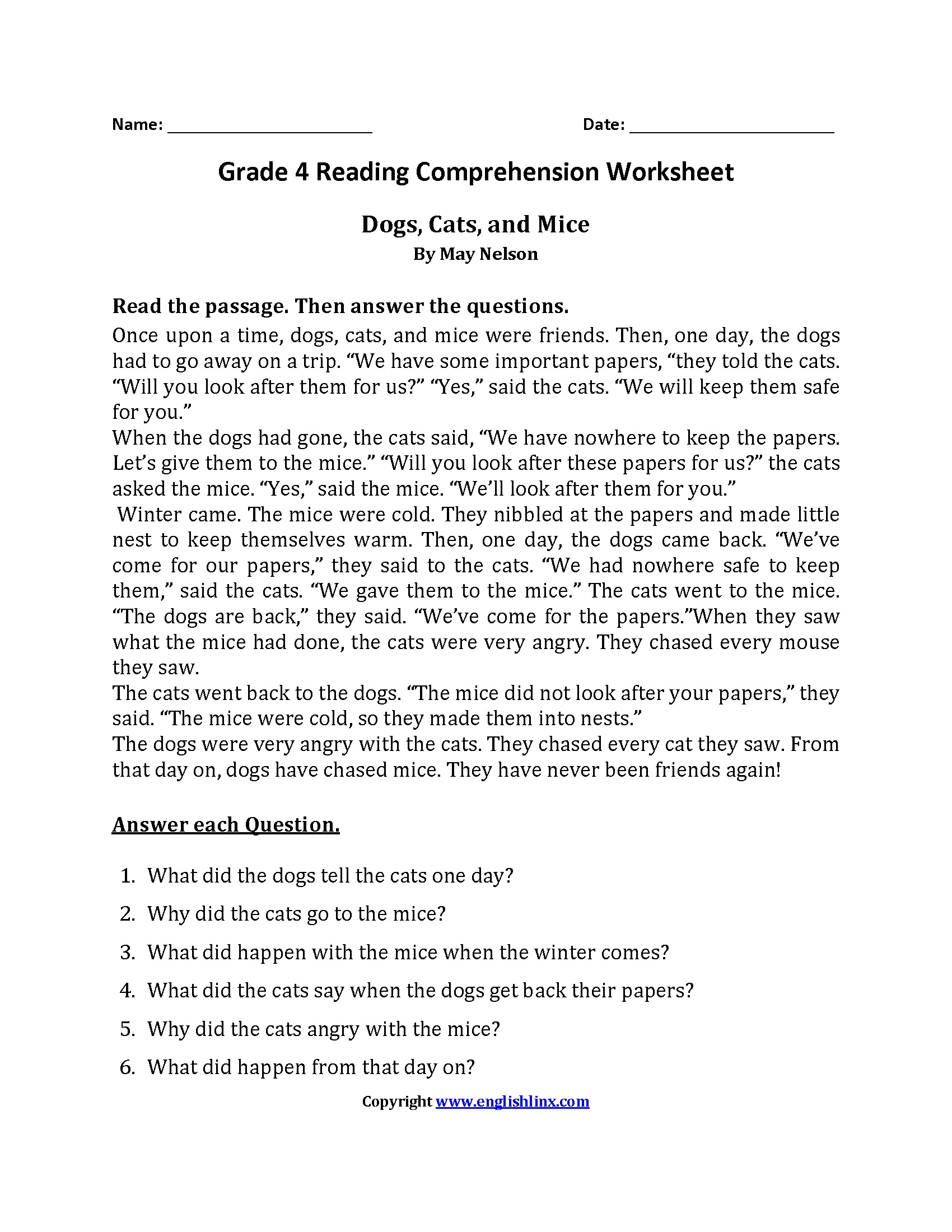 Worksheet : Free Printable Games Simple Math Exercises 6Th Grade - 9Th Grade Science Worksheets Free Printable