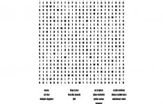 Wwe Superstars Word Search – Wordmint – Free Printable Wwe Word Search