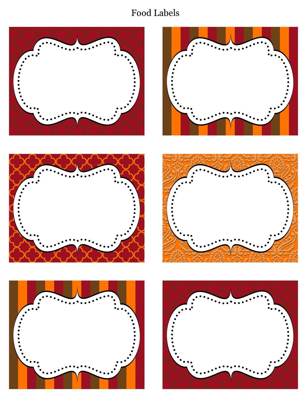 002 Free Printable Labels Template Excellent Ideas Round Label - Free Editable Printable Labels