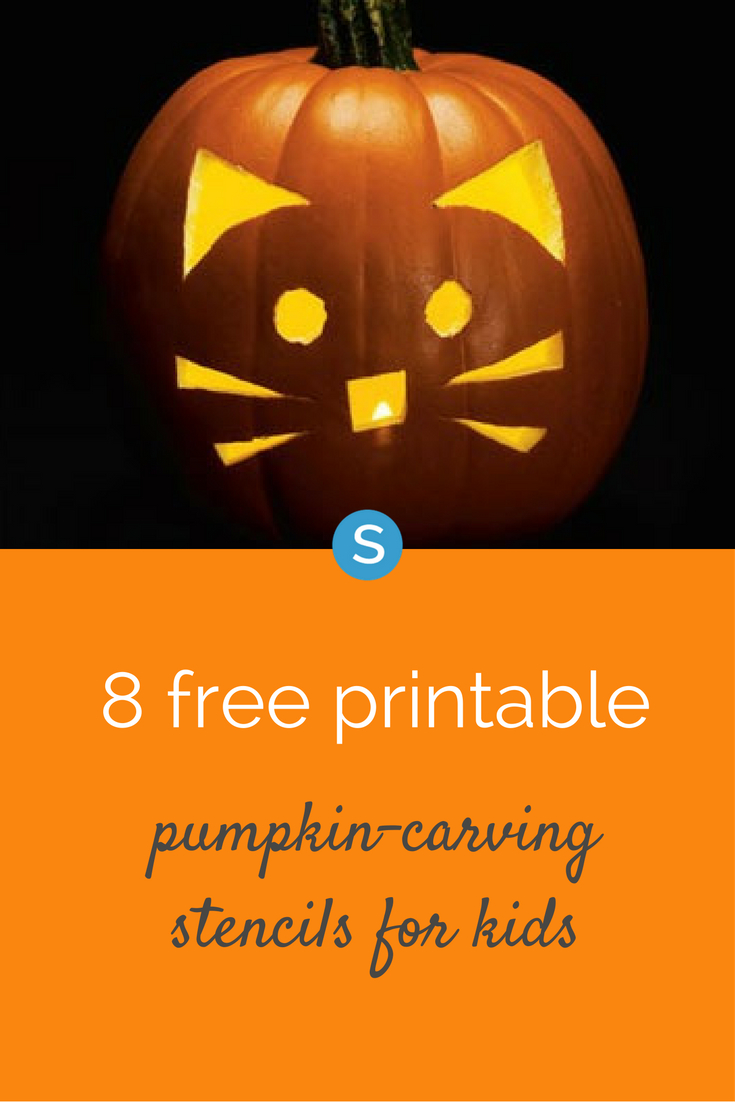 12 Free Printable Pumpkin Carving Stencils For Kids   Parenting And - Halloween Pumpkin Carving Stencils Free Printable