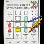 3D Shape Activities   Playdough To Plato   3D Shape Bingo Free Printable