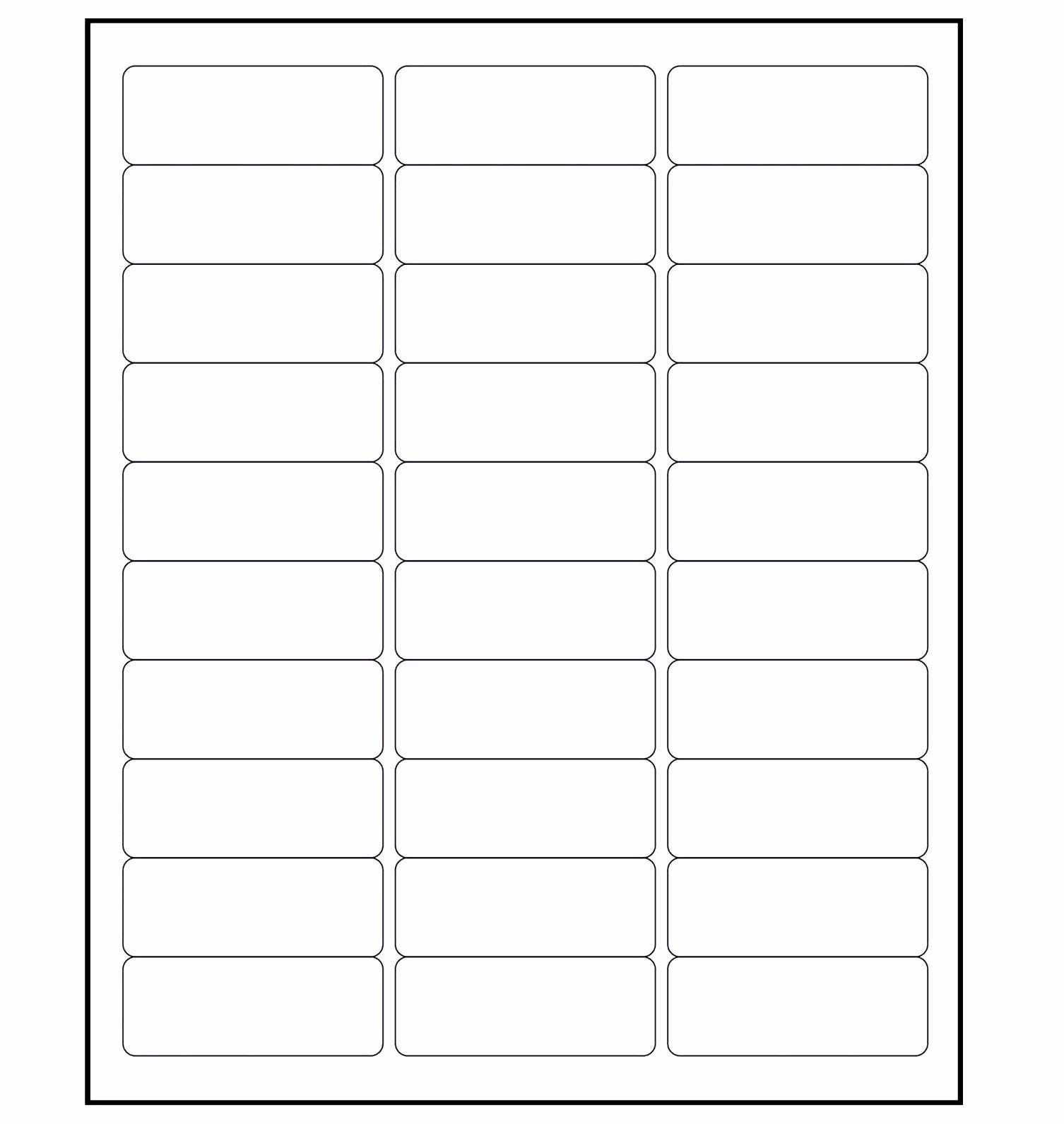 50 Microsoft Labels Template | Culturatti - Free Printable Address Label Templates