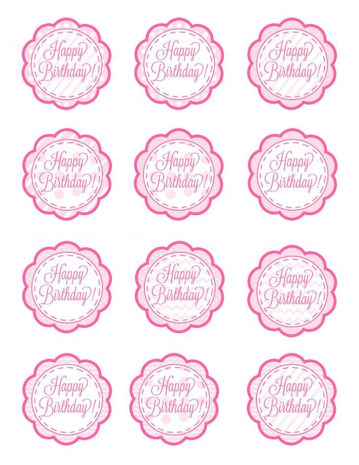 Baptism Cupcake Toppers Printable Free