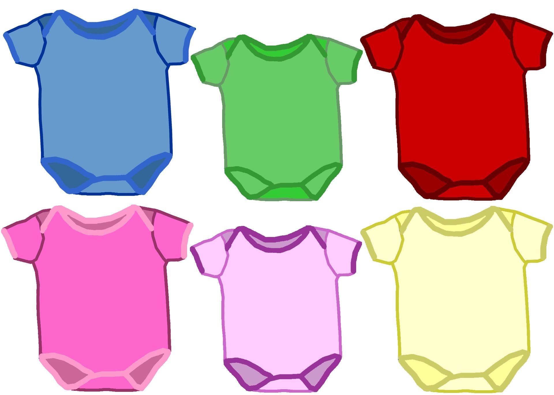 Baby Girl Onesies Clipart   Free Download Best Baby Girl Onesies - Free Printable Onesies