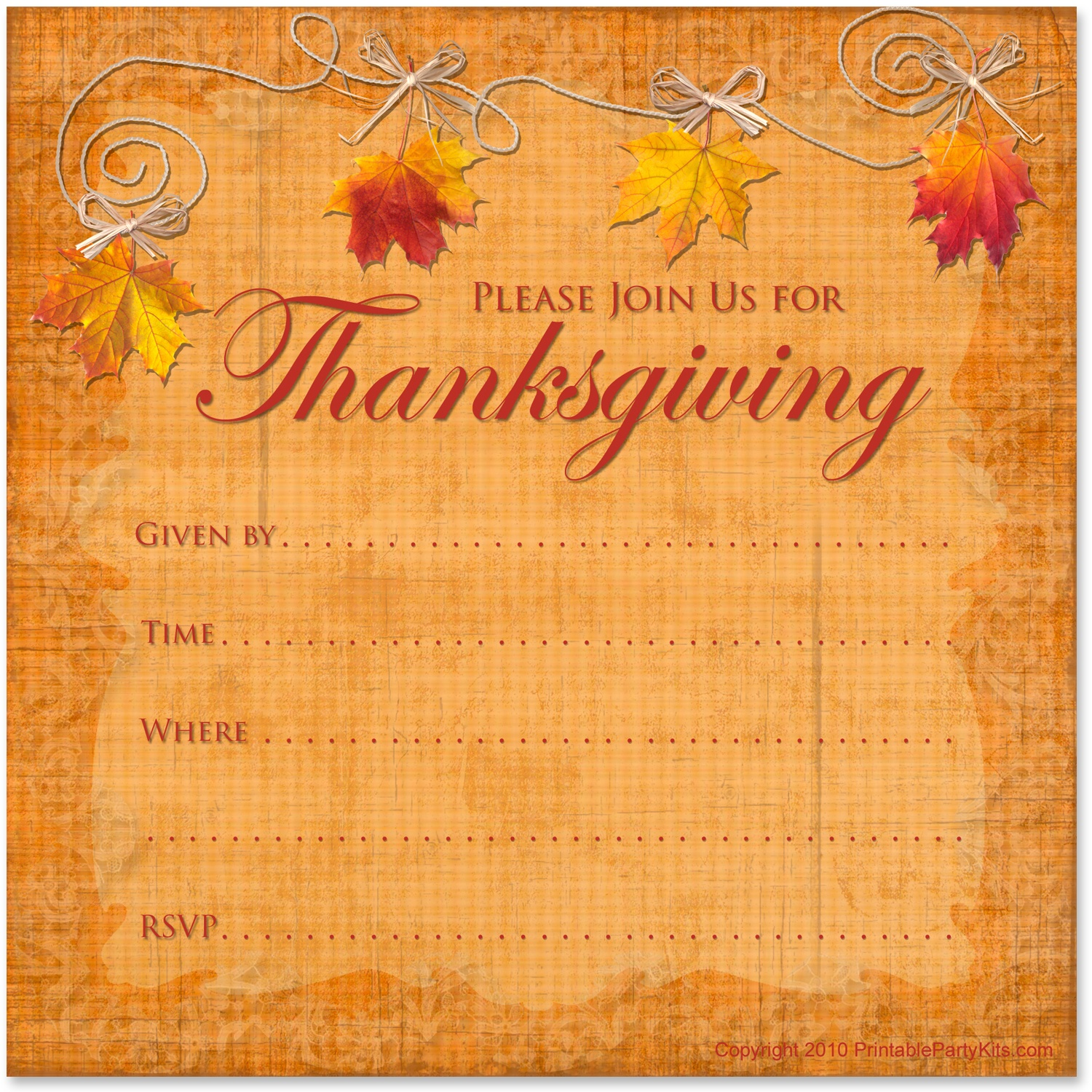 Can't Find Substitution For Tag [Post.body]--> Printable - Free Printable Thanksgiving Invitation Templates