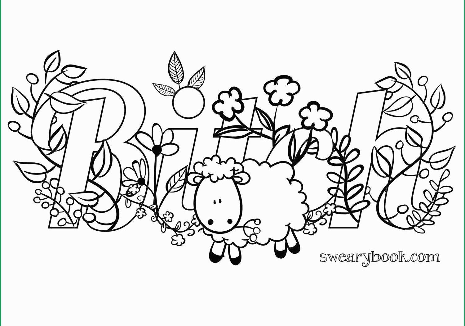 Coloring Book World: 70 Tremendous Adult Swear Word Coloring Pages. - Free Printable Coloring Pages For Adults Swear Words
