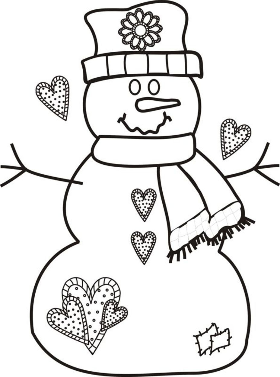 Coloring ~ Christmas Coloring Book 779X1024 Printable Pictures To - Free Printable Christmas Coloring Pages For Kids