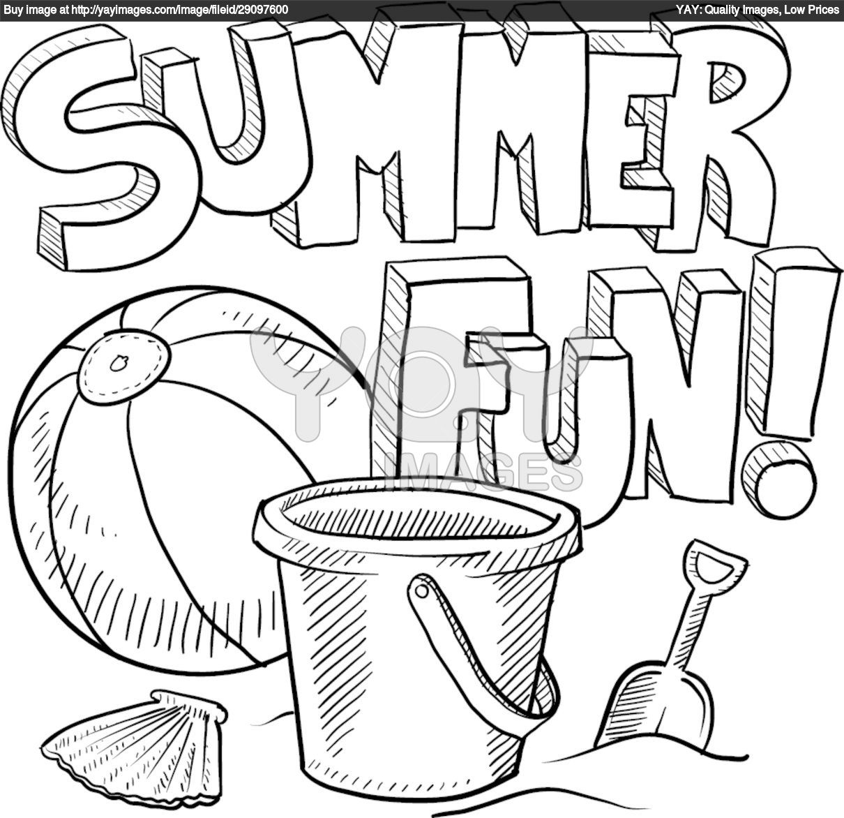 Coloring Ideas : Free Summer Coloring Pages For Adults Vacation Page - Summer Coloring Sheets Free Printable