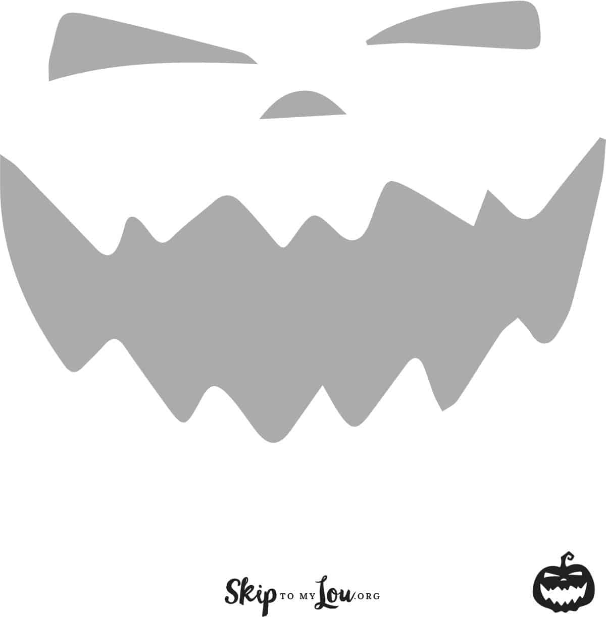 Cool Free Printable Pumpkin Carving Stencils - Skip To My Lou - Free Printable Pumpkin Stencils