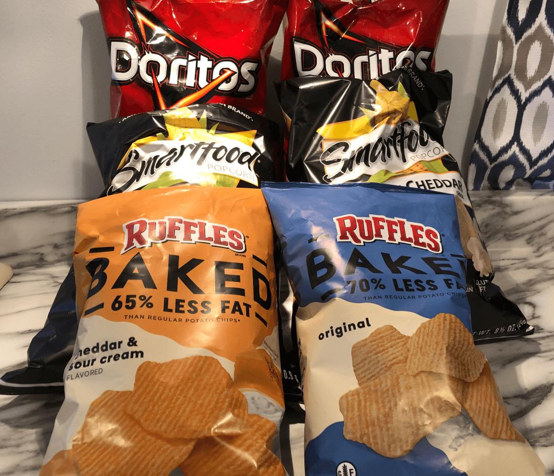 Doritos, Smartfood, Or Frito-Lay Baked Snacks Only $0.94 At Stop - Free Printable Frito Lay Coupons