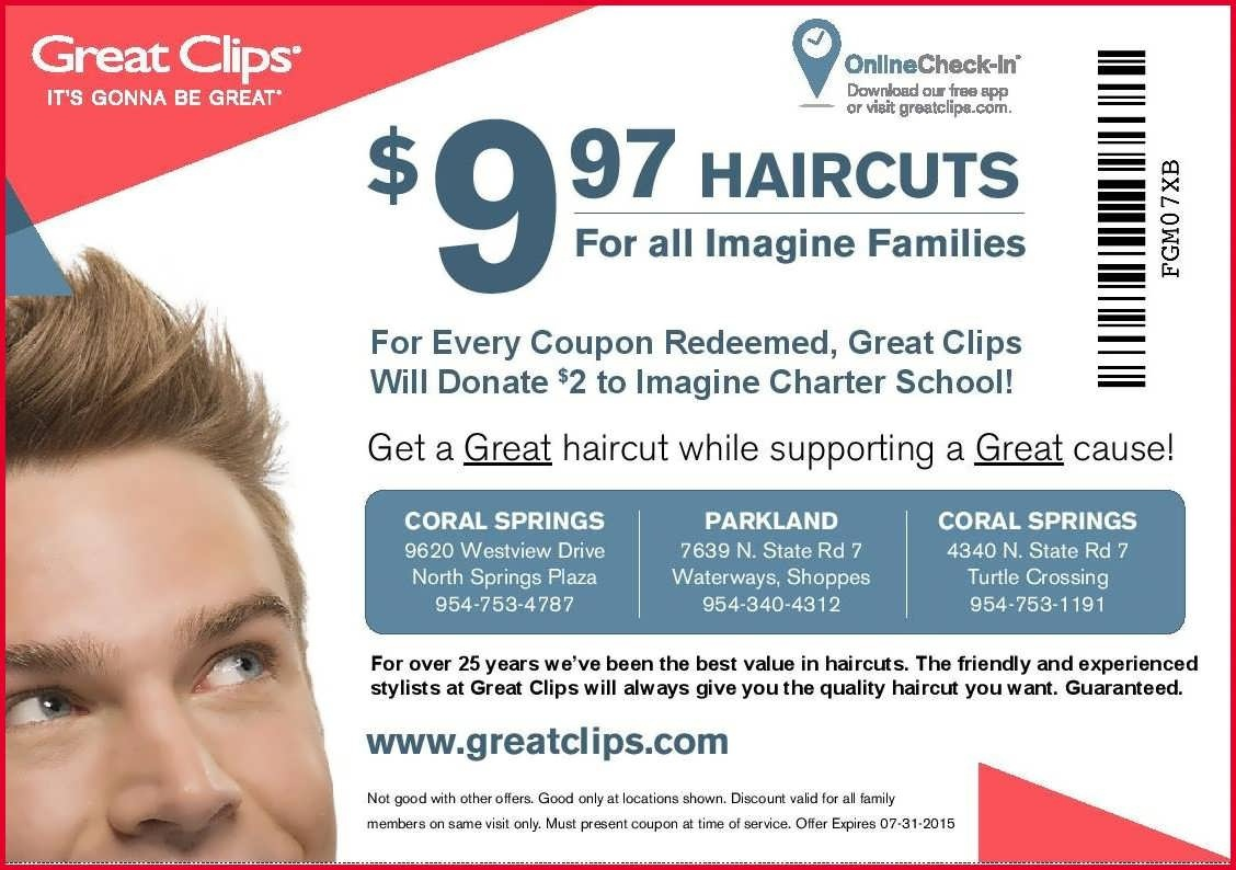 ✓ Free Collections 16+ Great Clips 7.99 Haircut Sale - Sports Clips Free Haircut Printable Coupon
