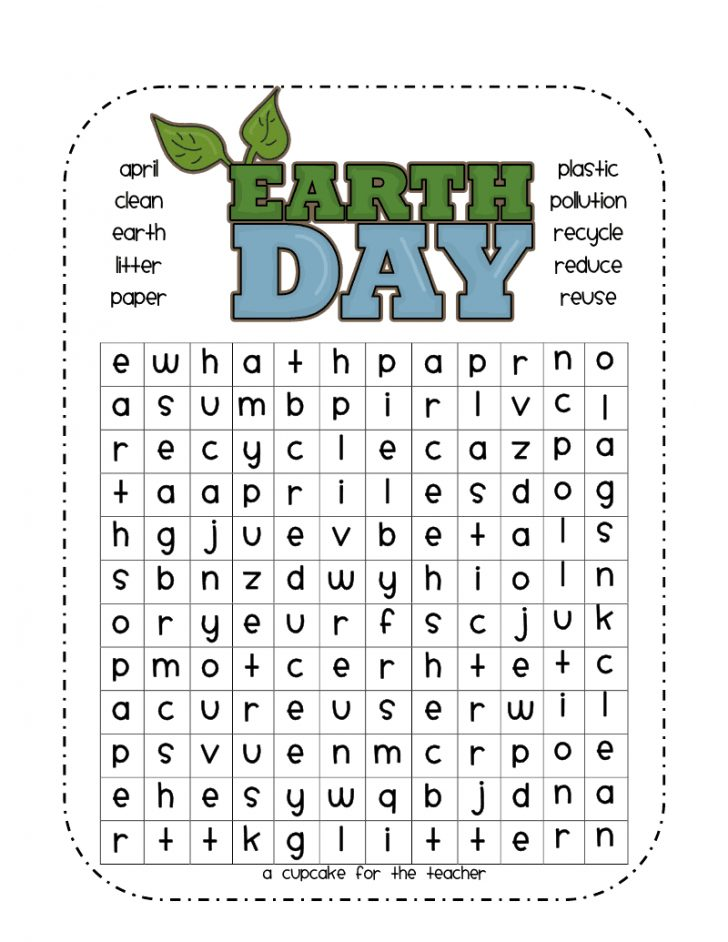 Word Search Free Printable Easy