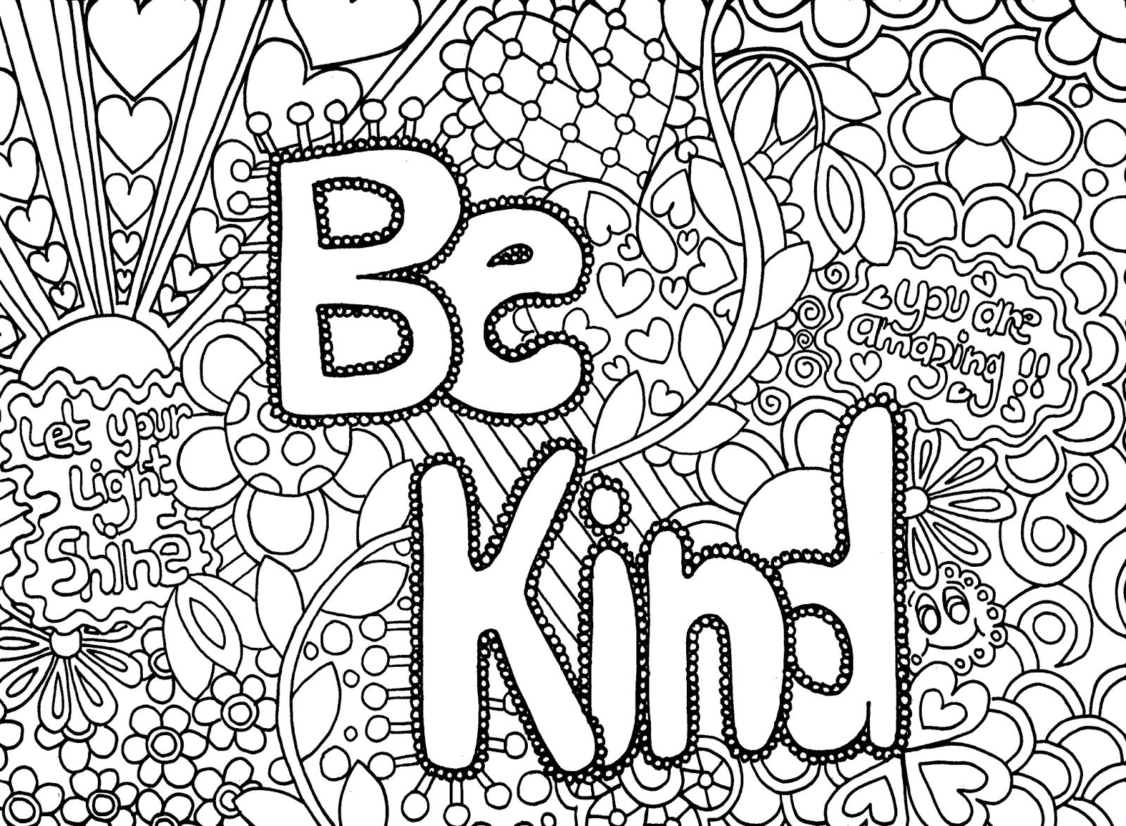 For The Last Few Years Kid's Coloring Pages Printed From The - Free Printable Coloring Pages On Respect